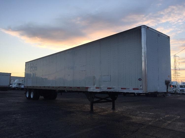 Dry Van Trailer-Semi Trailers-Utility-2008-Trailer-LINDEN-NJ-421,966 miles-$11,500