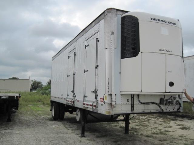 Reefer Trailer-Semi Trailers-Kidron-2008-Trailer-OCALA-FL-510,101 miles-$14,750