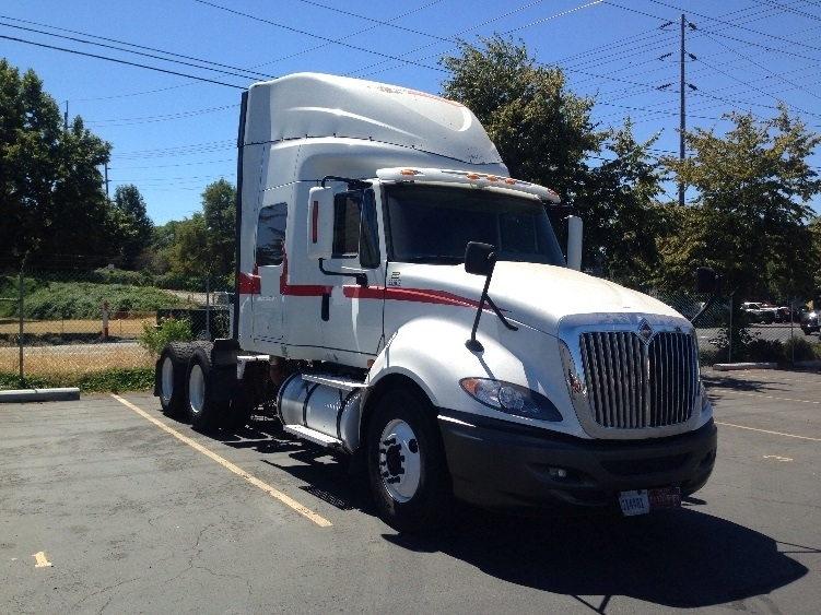 Sleeper Tractor-Heavy Duty Tractors-International-2011-ProStar-PORTLAND-OR-570,938 miles-$14,000