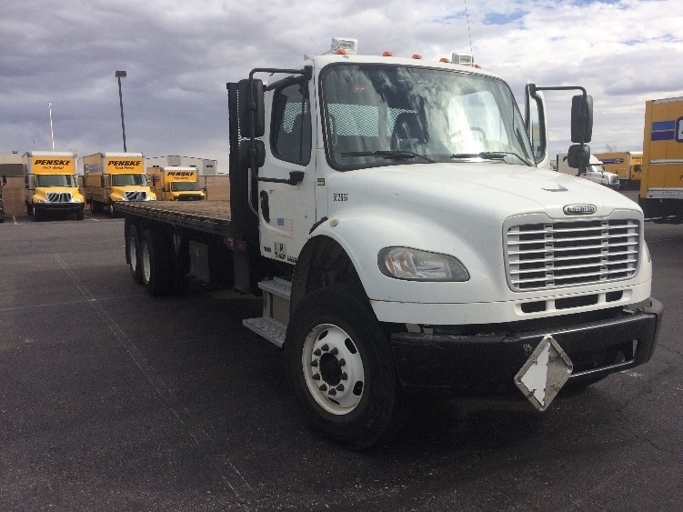 Flatbed Truck-Light and Medium Duty Trucks-Freightliner-2008-M2-COLORADO SPRINGS-CO-223,406 miles-$36,000