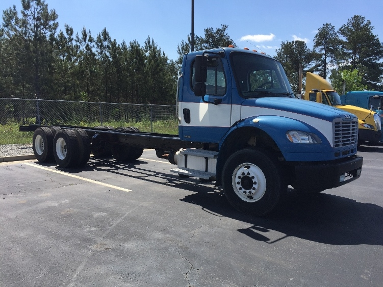 Cab and Chassis Truck-Light and Medium Duty Trucks-Freightliner-2008-M2-TIFTON-GA-181,670 miles-$31,500