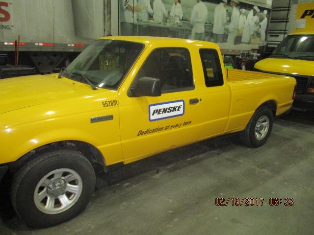 Pickup Truck-Light and Medium Duty Trucks-Ford-2008-RANGER-LINCOLN-NE-256,145 miles-$3,000