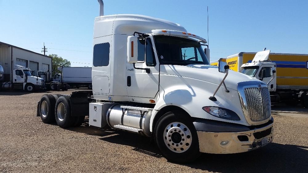 Sleeper Tractor-Heavy Duty Tractors-International-2011-ProStar-LAFAYETTE-LA-353,882 miles-$35,500
