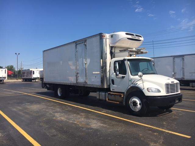 Reefer Truck-Light and Medium Duty Trucks-Freightliner-2011-M2-PLYMOUTH-MI-234,102 miles-$26,750