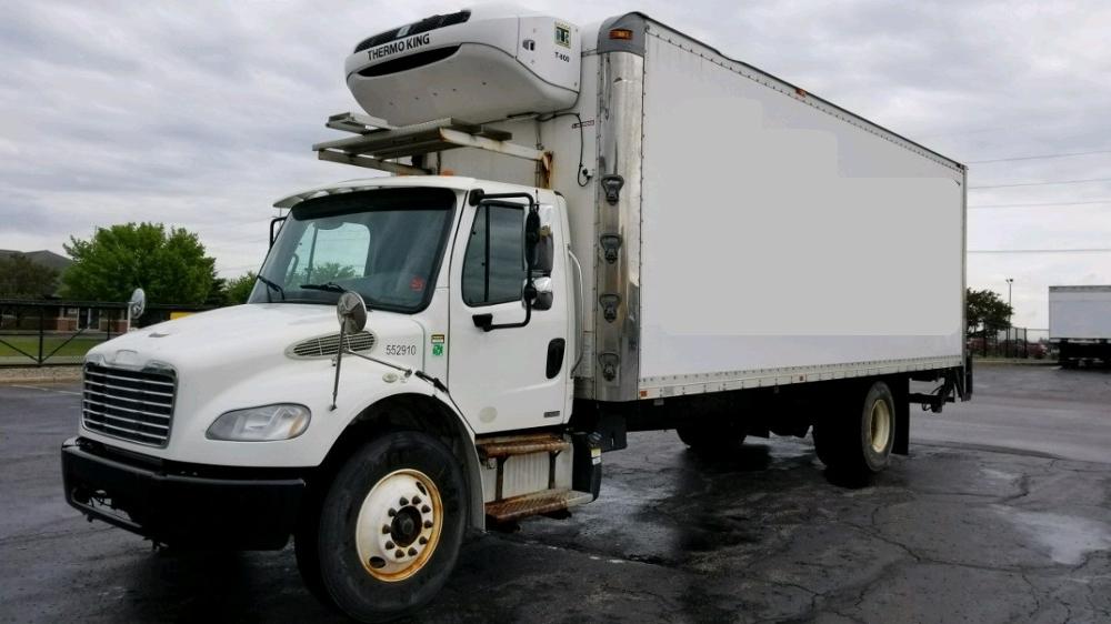 Reefer Truck-Light and Medium Duty Trucks-Freightliner-2011-M2-KENTWOOD-MI-187,450 miles-$31,000