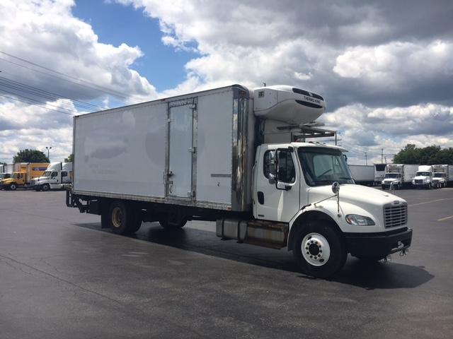 Reefer Truck-Light and Medium Duty Trucks-Freightliner-2011-M2-PLYMOUTH-MI-171,206 miles-$32,250