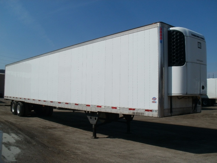 Reefer Trailer-Semi Trailers-Utility-2008-Trailer-ELMIRA-NY-440,832 miles-$27,500