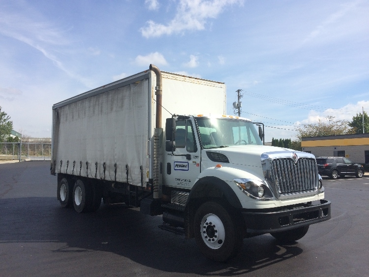 Medium Duty Box Truck-Light and Medium Duty Trucks-International-2008-7600-KENTWOOD-MI-280,214 miles-$32,500