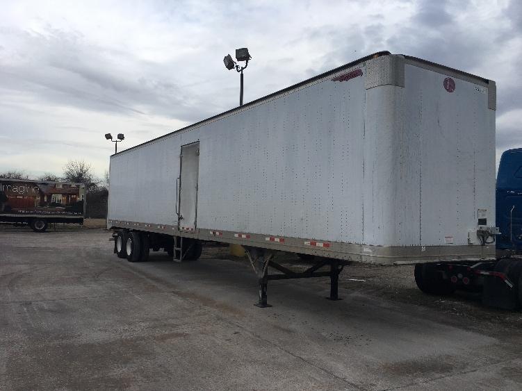 Dry Van Trailer-Semi Trailers-Great Dane-2008-Trailer-HOUSTON-TX-381,664 miles-$11,500