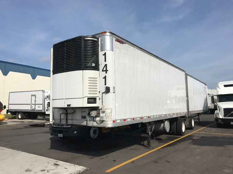 Reefer Trailer-Semi Trailers-Great Dane-2008-Trailer-HAMMOND-LA-459,172 miles-$25,250