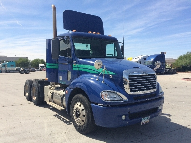 Day Cab Tractor-Heavy Duty Tractors-Freightliner-2008-Columbia CL12064ST-PHOENIX-AZ-113,924 miles-$38,000