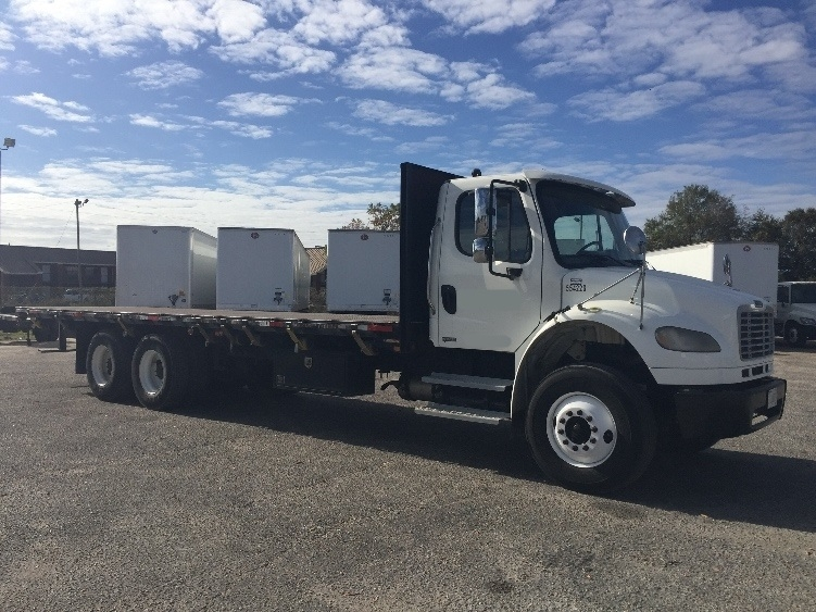 Flatbed Truck-Light and Medium Duty Trucks-Freightliner-2008-M2-MONTGOMERY-AL-329,585 miles-$30,000