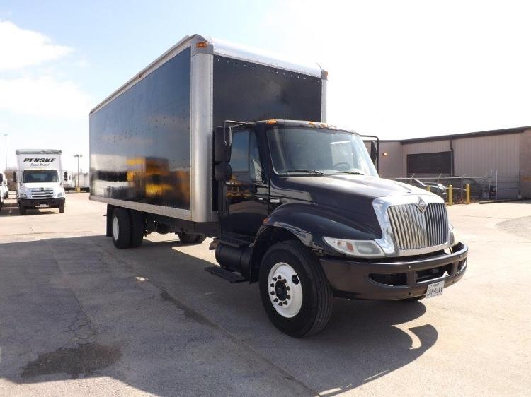 Medium Duty Box Truck-Light and Medium Duty Trucks-International-2008-4300-HOUSTON-TX-172,548 miles-$22,500