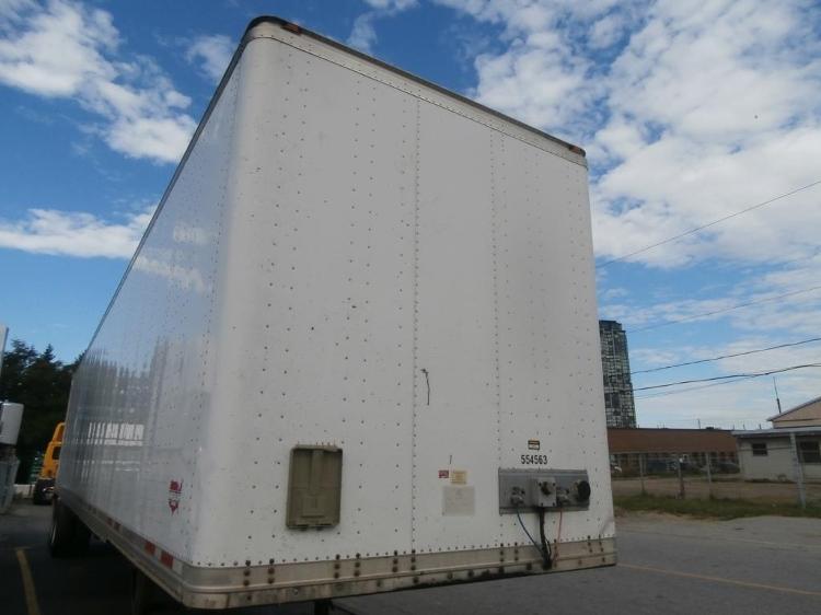 Dry Van Trailer-Semi Trailers-Wabash-2008-Trailer-CONCORD-ON-349,830 km-$11,000