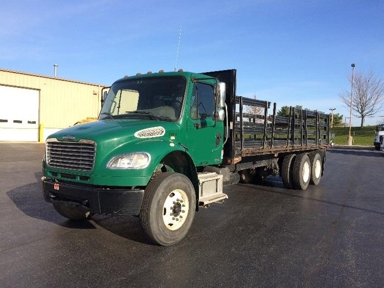 Flatbed Truck-Light and Medium Duty Trucks-Freightliner-2008-M2-BETHLEHEM-PA-213,748 miles-$28,000