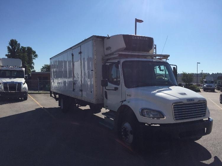 Reefer Truck-Light and Medium Duty Trucks-Freightliner-2008-M2-DELTA-BC-171,097 km-$45,000