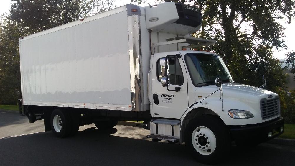 Reefer Truck-Light and Medium Duty Trucks-Freightliner-2008-M2-CLACKAMAS-OR-135,258 miles-$36,750