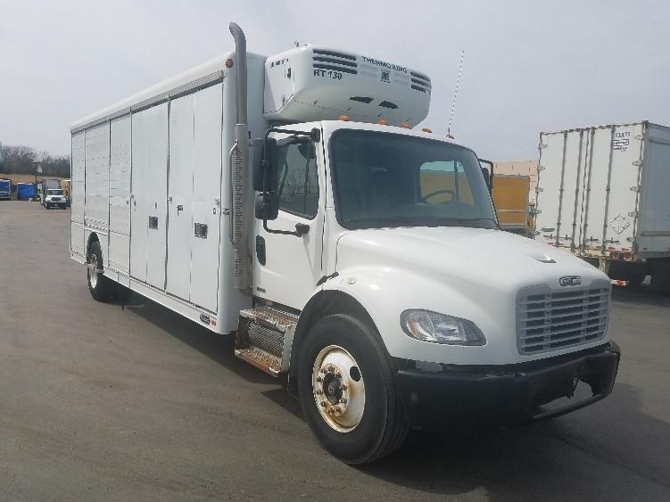 Beverage Truck-Light and Medium Duty Trucks-Freightliner-2008-M2-LENEXA-KS-128,695 miles-$36,000