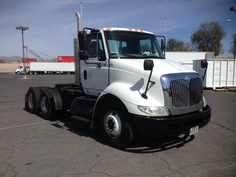 Day Cab Tractor-Heavy Duty Tractors-International-2008-8600-LAS VEGAS-NV-165,959 miles-$25,000