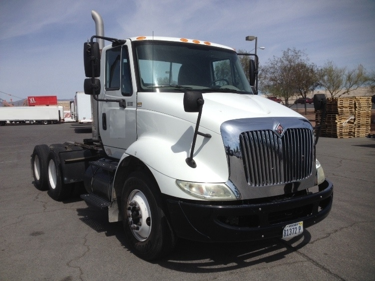 Day Cab Tractor-Heavy Duty Tractors-International-2008-8600-LAS VEGAS-NV-115,206 miles-$27,000