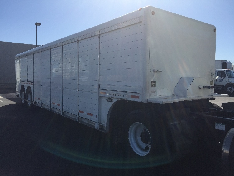 Beverage Trailer-Semi Trailers-Hackney & Sons-2008-Trailer-LAS VEGAS-NV-63,027 miles-$15,000