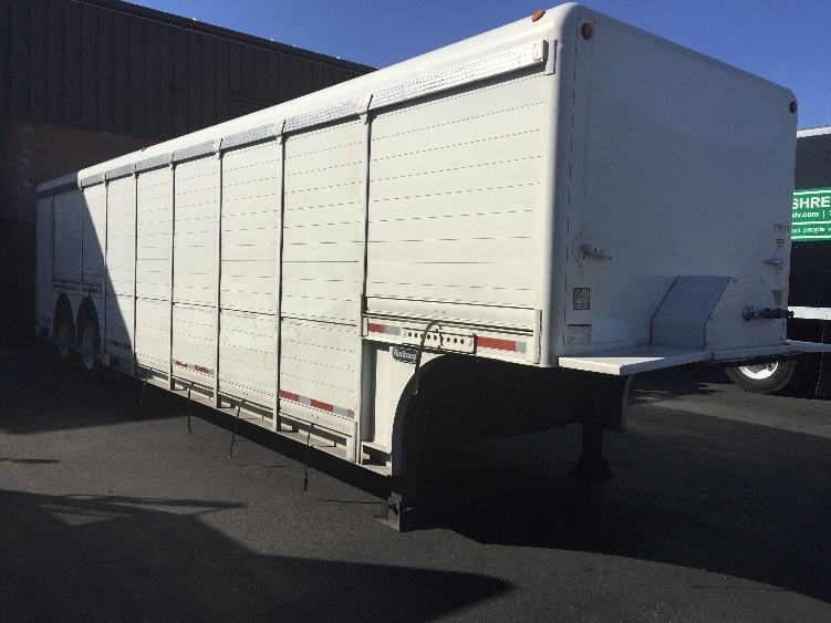 Beverage Trailer-Semi Trailers-Hackney & Sons-2008-Trailer-LAS VEGAS-NV-141,175 miles-$15,000