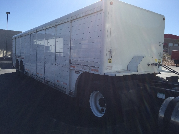 Beverage Trailer-Semi Trailers-Hackney & Sons-2008-Trailer-LAS VEGAS-NV-157,802 miles-$15,000