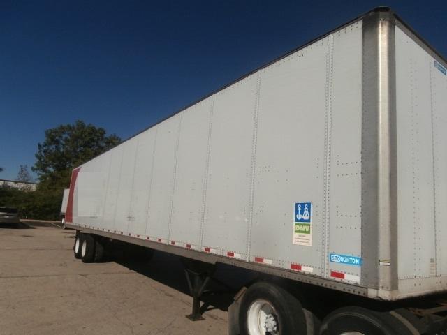 Dry Van Trailer-Semi Trailers-Stoughton-2008-Trailer-ROMEOVILLE-IL-745,807 miles-$12,750