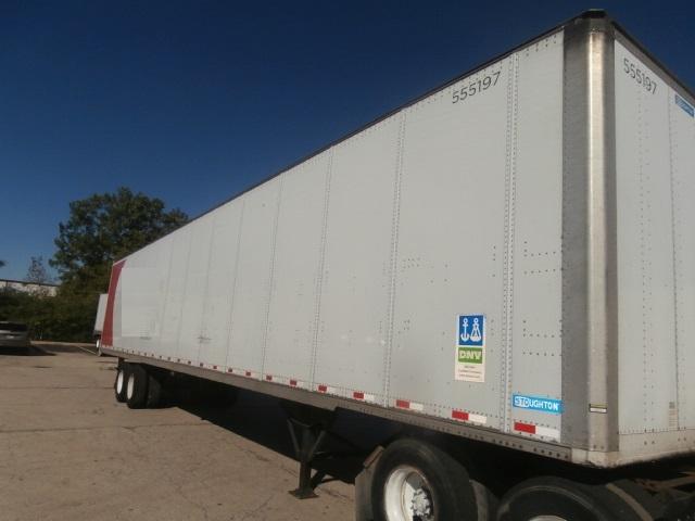 Dry Van Trailer-Semi Trailers-Stoughton-2008-Trailer-ROMEOVILLE-IL-598,485 miles-$16,500