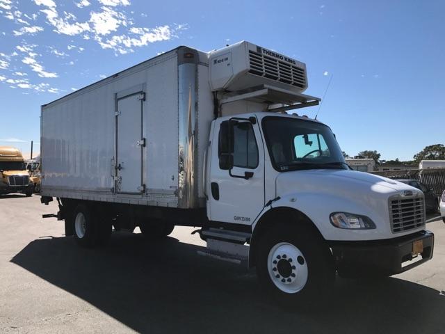 Reefer Truck-Light and Medium Duty Trucks-Freightliner-2008-M2-PHOENIX-AZ-63,688 miles-$38,000