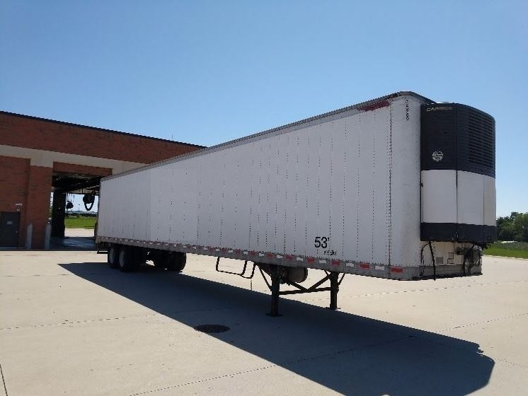 Reefer Trailer-Semi Trailers-Great Dane-2009-Trailer-SHEBOYGAN-WI-579,200 miles-$22,500