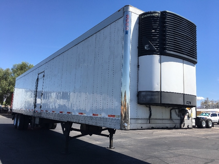 Reefer Trailer-Semi Trailers-Utility-2009-Trailer-NORTH LAS VEGAS-NV-173,500 miles-$23,750