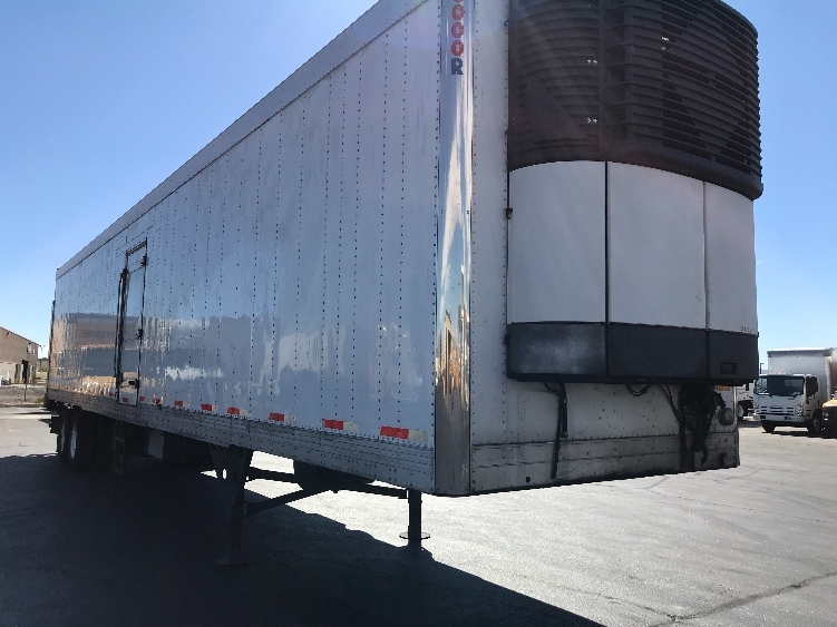 Reefer Trailer-Semi Trailers-Utility-2009-Trailer-NORTH LAS VEGAS-NV-209,768 miles-$23,750