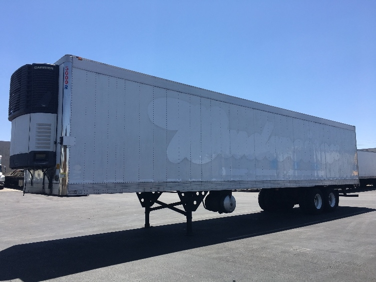Reefer Trailer-Semi Trailers-Utility-2009-Trailer-LAS VEGAS-NV-48,953 miles-$17,000
