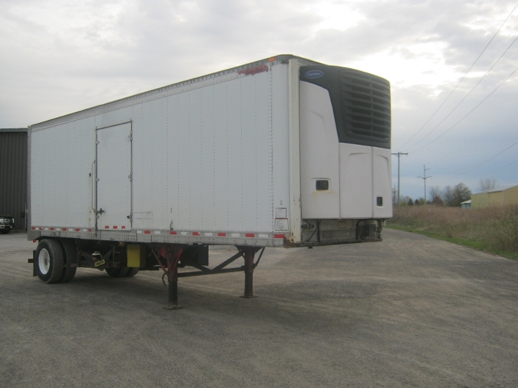 Reefer Trailer-Semi Trailers-Great Dane-2009-Trailer-AKRON-NY-420,410 miles-$14,750