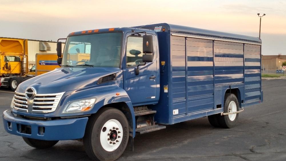 Beverage Truck-Light and Medium Duty Trucks-Hino-2008-268-ROTHSCHILD-WI-226,234 miles-$21,000