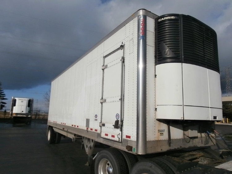 Reefer Trailer-Semi Trailers-Utility-2008-Trailer-MISSISSAUGA-ON-793,214 km-$17,500