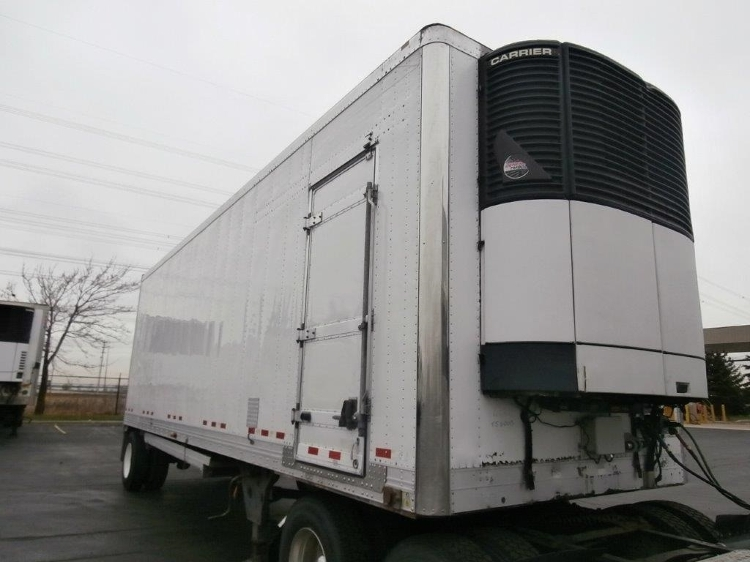 Reefer Trailer-Semi Trailers-Utility-2008-Trailer-MISSISSAUGA-ON-819,325 km-$17,250