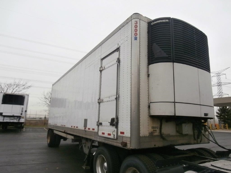 Reefer Trailer-Semi Trailers-Utility-2008-Trailer-MISSISSAUGA-ON-731,251 km-$17,500