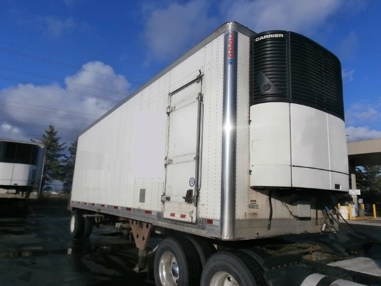 Reefer Trailer-Semi Trailers-Utility-2008-Trailer-MISSISSAUGA-ON-461,326 km-$18,500