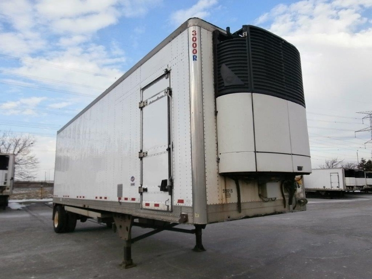 Reefer Trailer-Semi Trailers-Utility-2008-Trailer-MISSISSAUGA-ON-968,216 km-$19,750