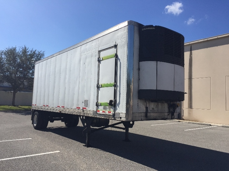 Reefer Trailer-Semi Trailers-Utility-2008-Trailer-TAMPA-FL-776,237 miles-$10,000