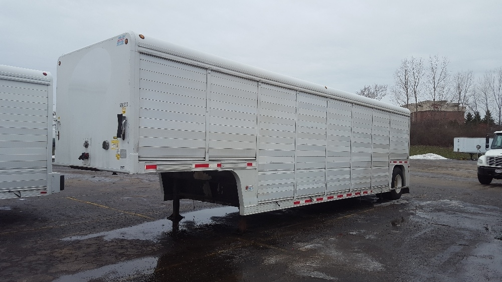 Beverage Trailer-Semi Trailers-Mickey-2008-Trailer-AKRON-OH-51,749 miles-$10,750