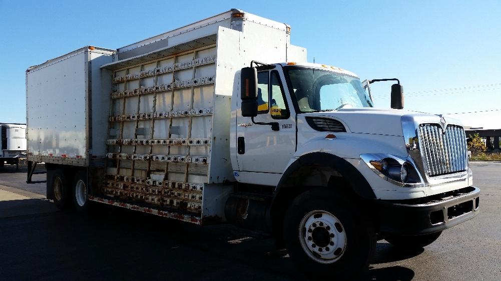 Medium Duty Box Truck-Light and Medium Duty Trucks-International-2008-7600-MILWAUKEE-WI-339,446 miles-$40,750