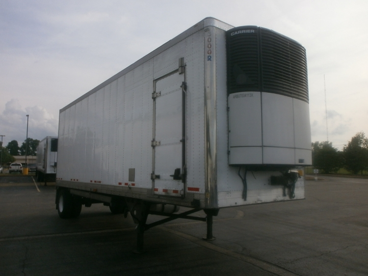 Reefer Trailer-Semi Trailers-Utility-2008-Trailer-MEMPHIS-TN-319,800 miles-$17,750