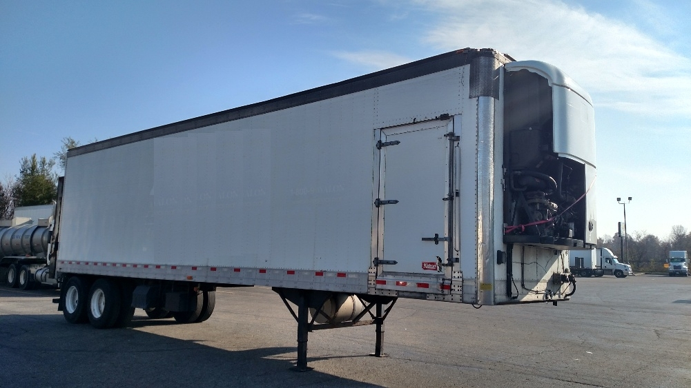 Reefer Trailer-Semi Trailers-Kidron-2008-Trailer-CANTON-OH-305,976 miles-$12,750