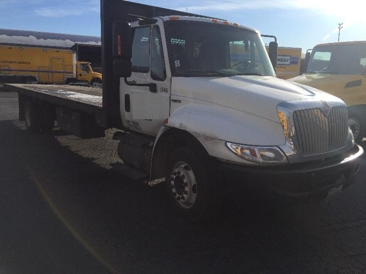 Flatbed Truck-Light and Medium Duty Trucks-International-2009-4300LP-TACOMA-WA-234,893 miles-$22,000