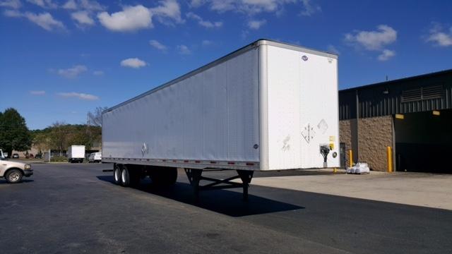 Dry Van Trailer-Semi Trailers-Utility-2009-Trailer-CHESAPEAKE-VA-193,545 miles-$13,750