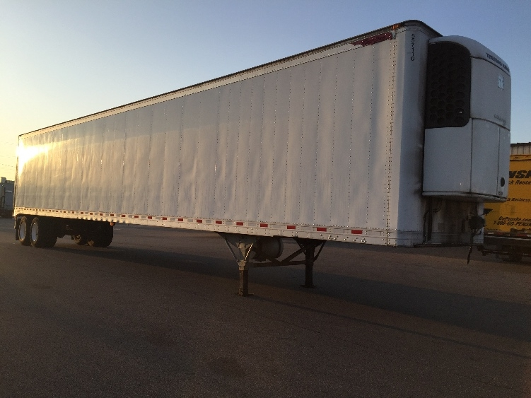 Reefer Trailer-Semi Trailers-Great Dane-2009-Trailer-WAUKEGAN-IL-414,341 miles-$22,250
