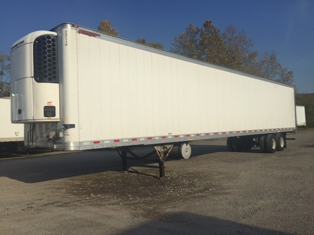 Reefer Trailer-Semi Trailers-Great Dane-2009-Trailer-READING-PA-540,972 miles-$25,250